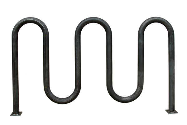 5 Loop Bike Rack