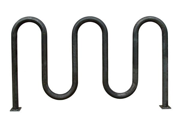 5 Loop Bike Rack