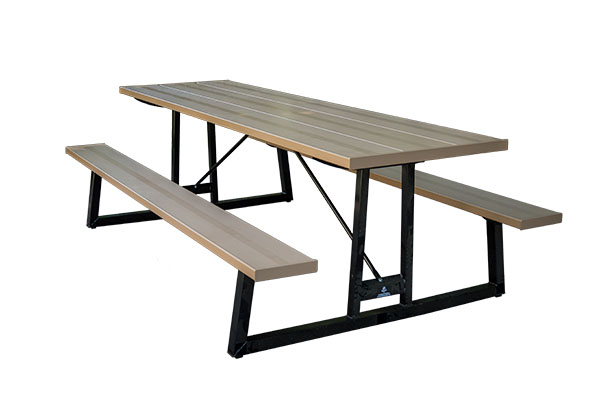 Aluminum Picnic Table UT