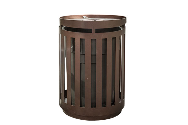 Copper Canyon Trash Receptacles