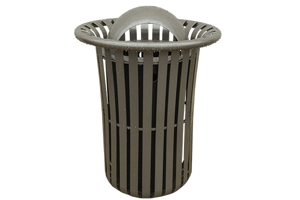 LDS Church Trash Receptacles