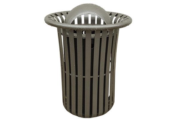 LDS Church Trash Receptacles