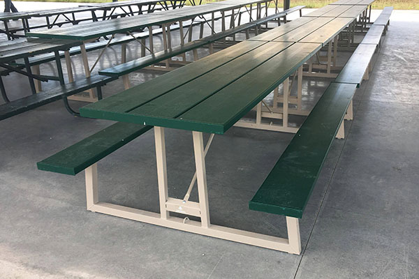 Park Picnic Table Manufacturers Smith Steelworks - Picnic table manufacturers