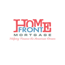 Home Front Mortgage Logo Sign-01