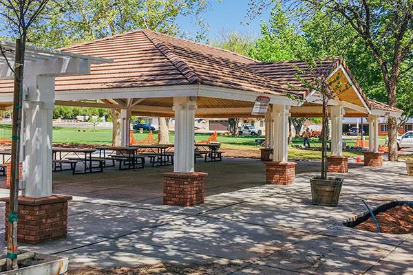Saint George Pavilions