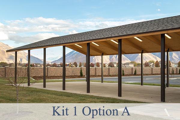 Church Pavilion Kits - Smith Steelworks