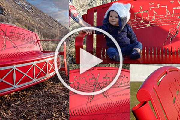 Memorial Bench Video