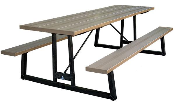 Picnic Tables Aluminum