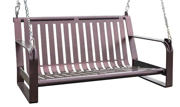 Slat Bench Swings
