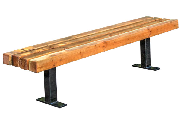 Wooden Custom Modern Benches