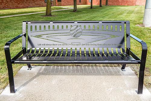 Custom Urn Benches