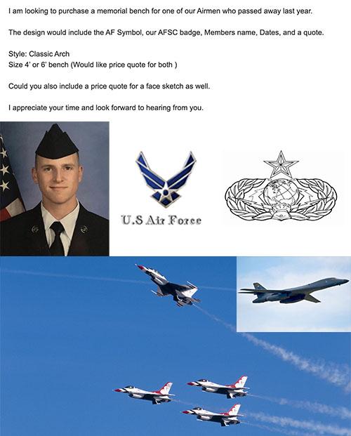 Airman Bench Draft