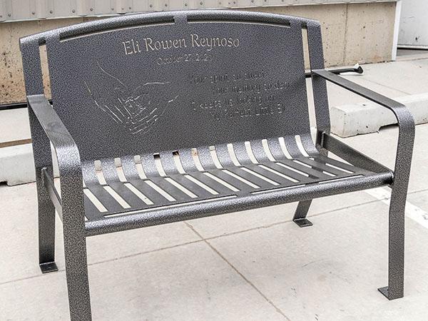 Name Memorial Benches